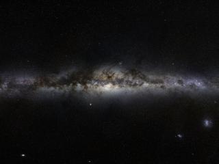 обои для рабочего стола: Галактика Млечный Путь