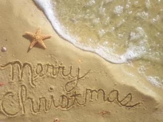 обои Рождество в раю фото