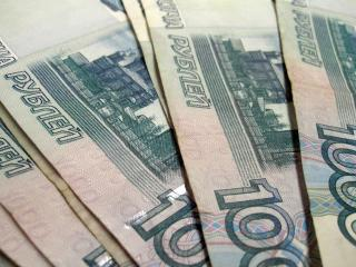 обои 1000-рублевые купюры фото