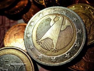 обои Разные монетки фото