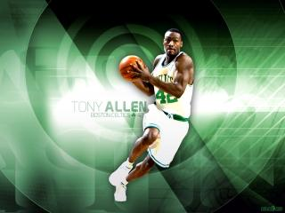 обои Celts Tony Allen фото