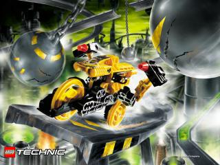 обои LEGO Technic фото