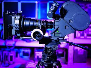 обои Кинокамера Satchler вид сбоку фото