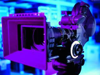 обои Кинокамера Satchler вид спереди фото