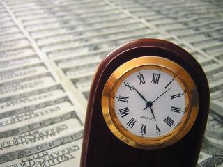 обои Время-деньги фото