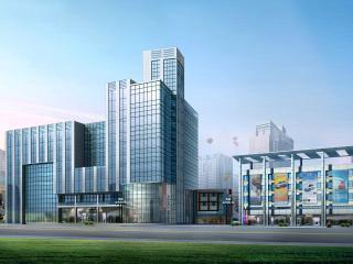 обои Архитектурный эскиз провинциального города фото