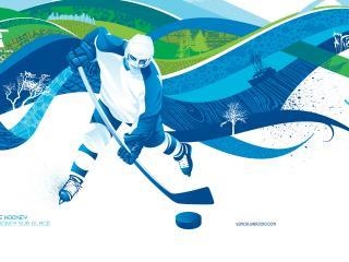 обои Vancouver 2010 Hockey фото