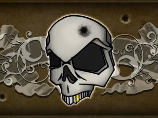 обои Criminal Production ( Skull ) фото