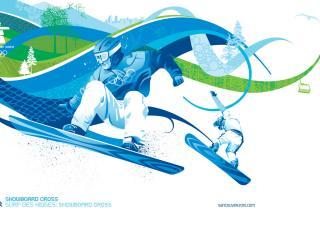 обои Sport Vancouver 2010 Winter Olympics фото