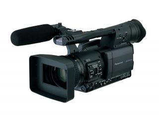 обои Panasonic AG-HMC151E спереди фото