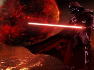 обои Звёздные войны - атака фото