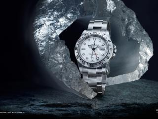 обои Rolex Explorer II Mens Watch фото