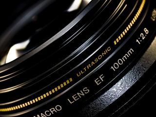 обои Canon EF 100mm фото