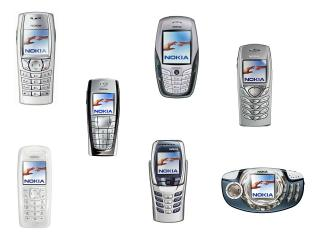 обои Nokia старые модели фото
