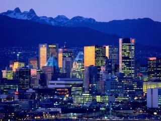 обои Городские небоскребы, Канада фото