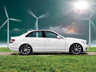 обои Mercedes-Benz Lorinser Mercedes Benz C-klasse фото