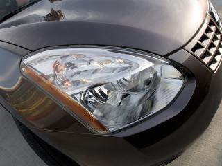 обои Nissan Rogue 2010 фара фото