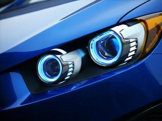 обои Chevrolet Aveo RS headlight фото