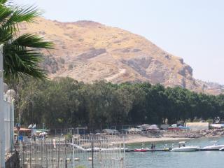 обои Израиль, на берегу озера Кинерет фото