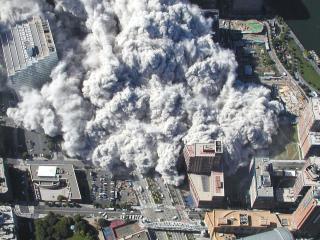 обои 11 сентября в Нью-Йорке фото