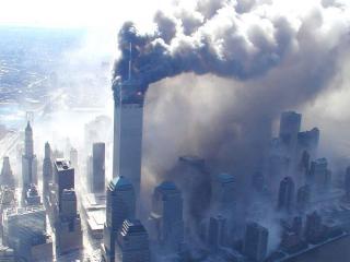 обои Нью-Йорк после атаки террористов фото