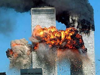 обои Атака террористов 11 сентября фото