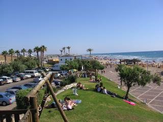 обои Хайфа, пляж фото