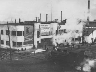 обои Свердловск. Старый город - Верх-Исетский металлургический завод имени И.Д.Кабакова фото