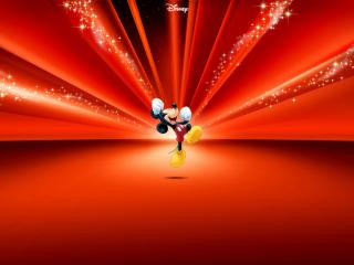обои Disney Mickey Mouse фото