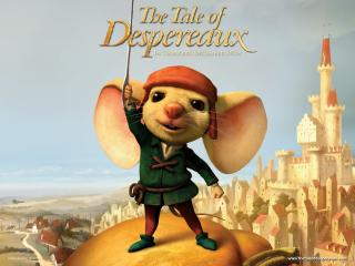 обои Cartoons Tale of Despereaux фото
