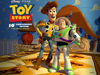 обои Cartoons Toy Story Pixar фото