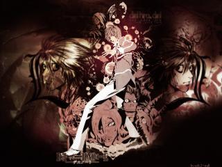 обои Death Note-все вместе фото