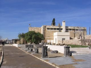 обои Археологический музей, Иордания фото