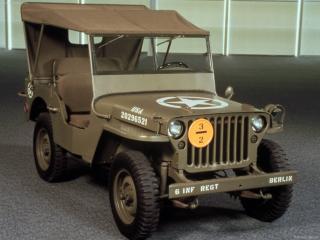 обои Авто Jeep на стоянке фото