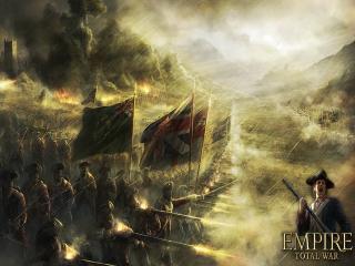 обои Империя Тотальная война - начало фото