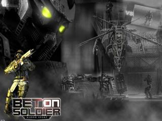 обои Bet on soldier фото