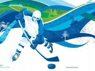 обои Ванкувер Хоккей с шайбой фото