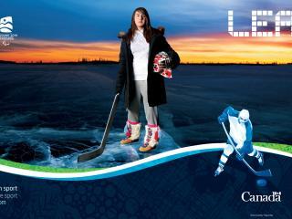 обои Ванкувер Find your self in sport фото