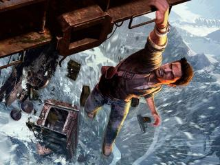 обои Games Uncharted 2 Among Thieves фото