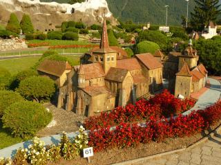 обои Швейцария в миниатюре, Старинный замок фото
