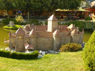 обои Швейцария в миниатюре, Замок фото