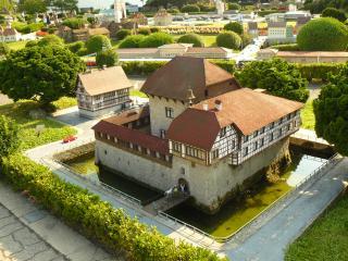 обои Швейцария в миниатюре, Частный дом фото