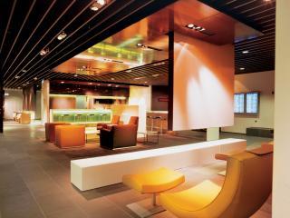 обои Зал для пассажиров в аэропорте Люфтганза фото