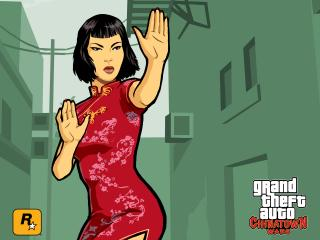 обои GTA Chinatown Wars фото