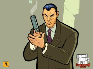 обои Grand Theft Auto: Chinatown Wars фото