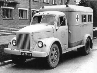 обои ПАЗ 653 Медицинский 1955-60 фото
