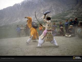 обои Битва в Пакистане фото