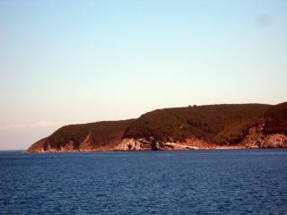 обои Вид на побережье Тосканы фото