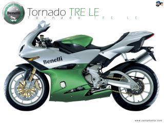 обои Benelli Tornado TRE LE фото