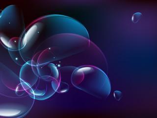 обои Мыльные пузыри фото